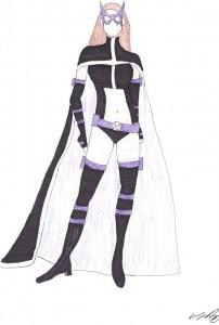 Huntress concept art